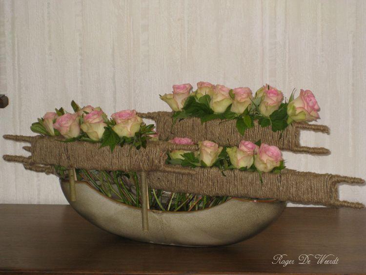 bloemstuk roger | Blumen, Ideen, Natur