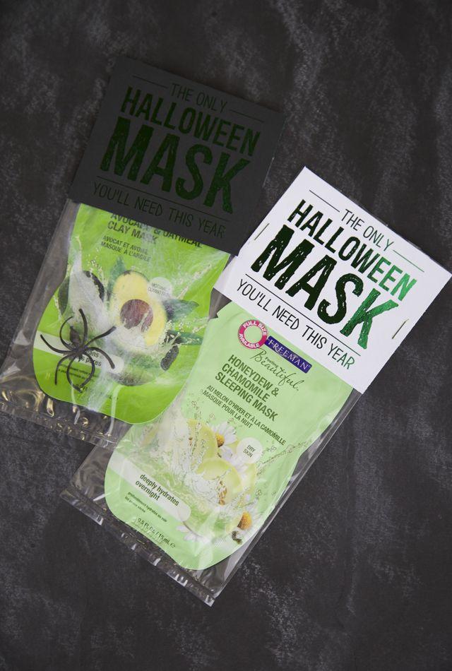 Halloween Gift Ideas For Teachers.Halloween Mask Gift Idea Halloween Halloween Gifts Halloween