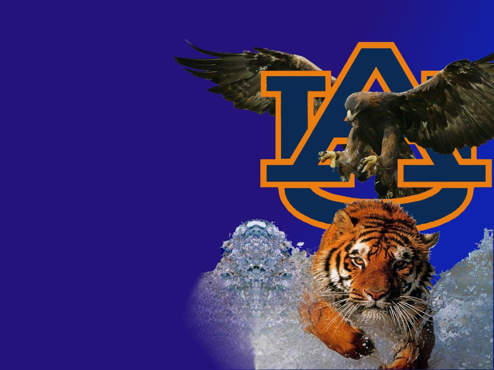 Auburn Tigers College Football Wallpaper 1920x1080 595717 Auburn Tigers Football War Eagle Auburn War Eagle