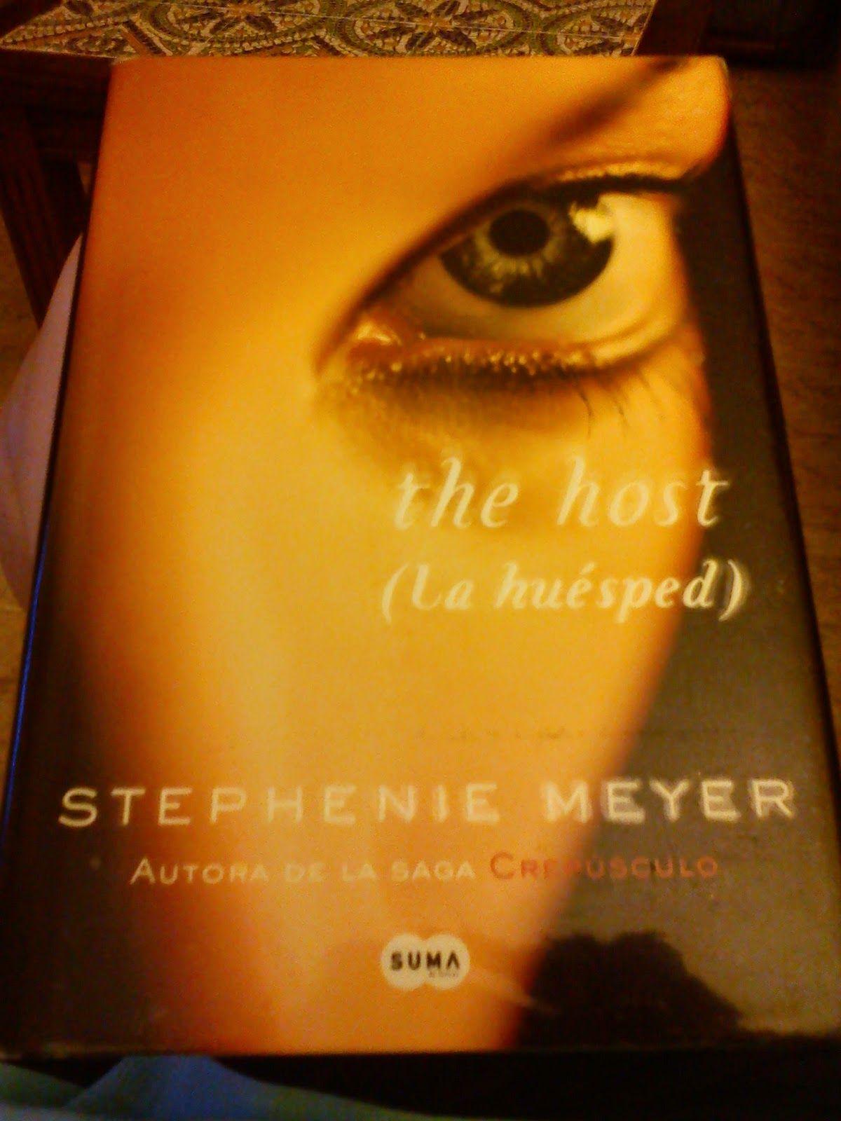 Libro La Huesped De Stephenie Meyer Pdf