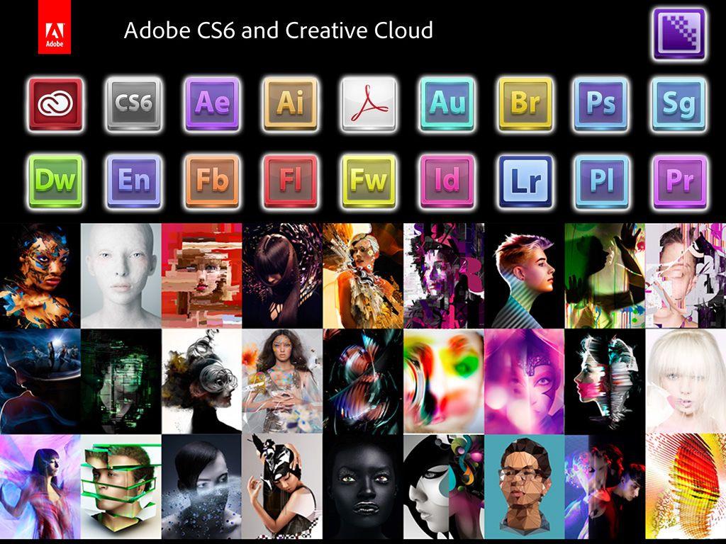 Adobe cs6 master collection volium