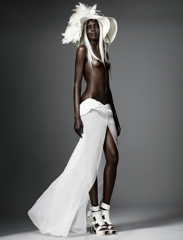 crystal black fashion models photo black amp beautiful