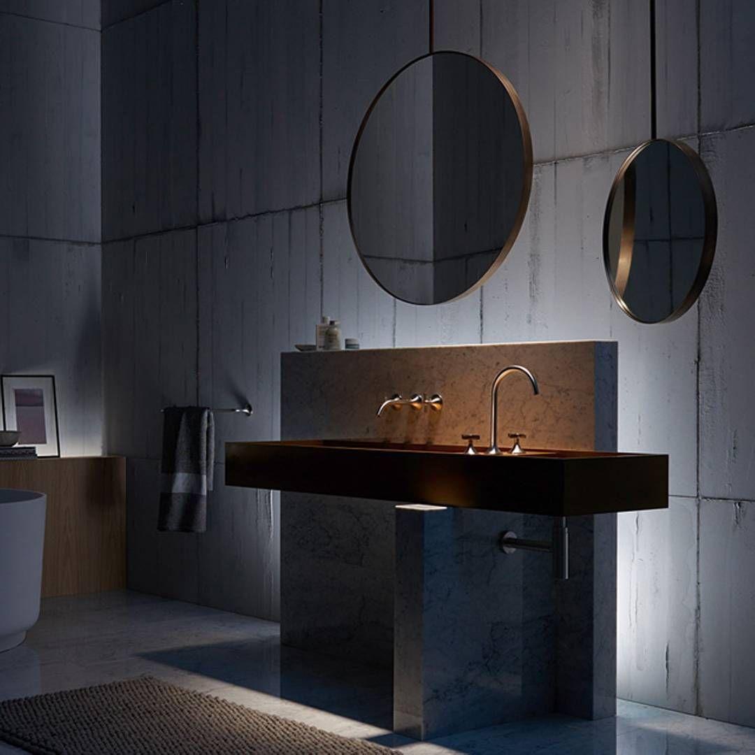 Carrelage Mural Salle De Bain Imitation Pierre ~ Dornbracht Une S Lection Www Hydropolis Fr Design Bathroom Home