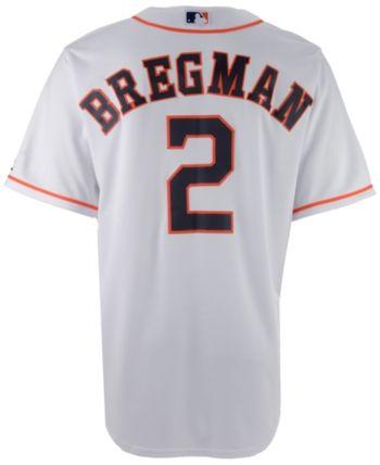 san francisco 9ad12 d6b8f Majestic Men Alex Bregman Houston Astros Player Replica Cb ...