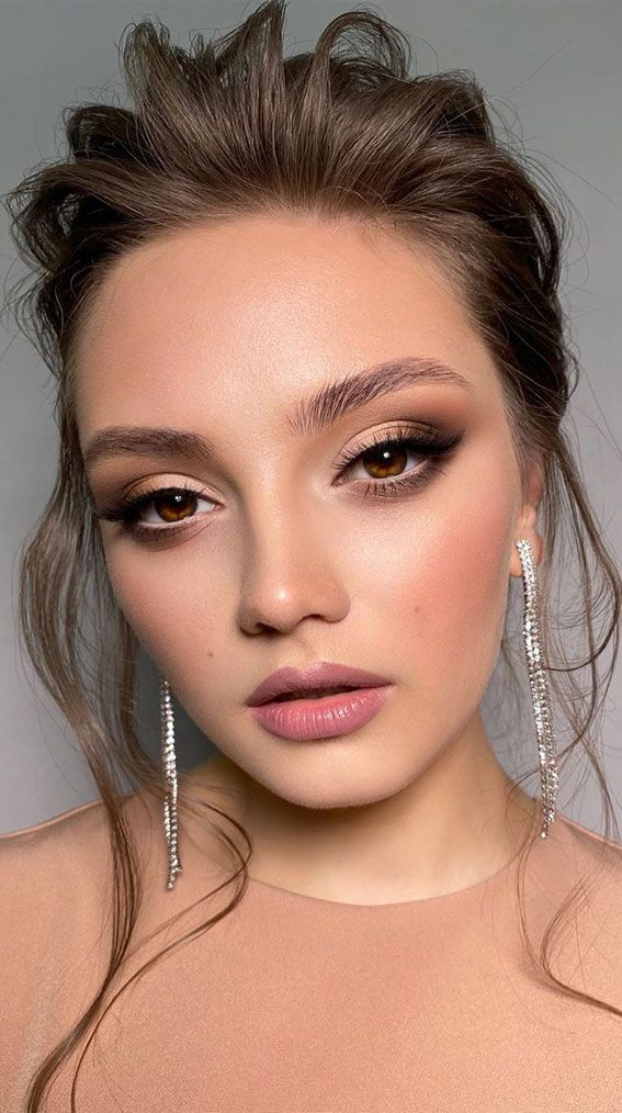 15 Beautiful Soft Neutral Makeup For Any Occasion