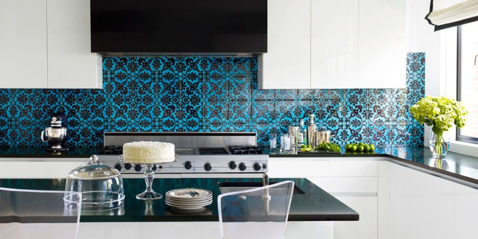 Smart Ideas For Your Kitchen Backsplash Design  Interior Design Extraordinary Designer Kitchen Tiles Review