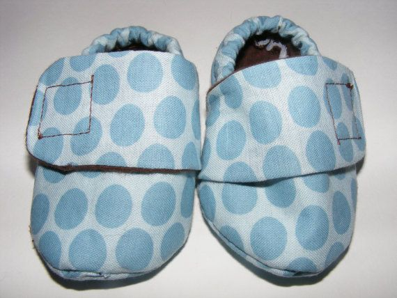 Baby Boy Sneaker Shoes by DumaisDesigns on Etsy, $17.25