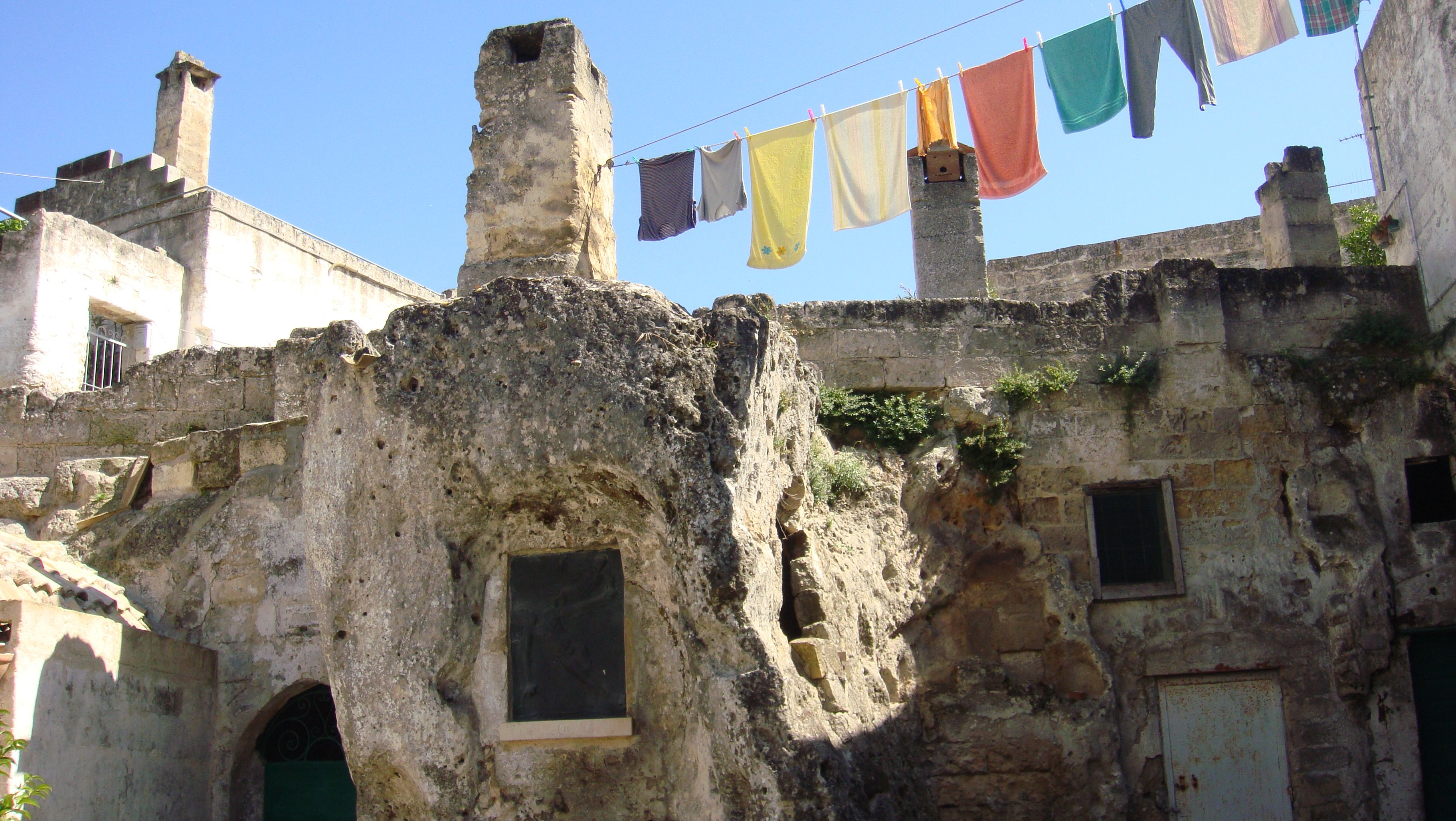 Sassi di Matera ... Italy
