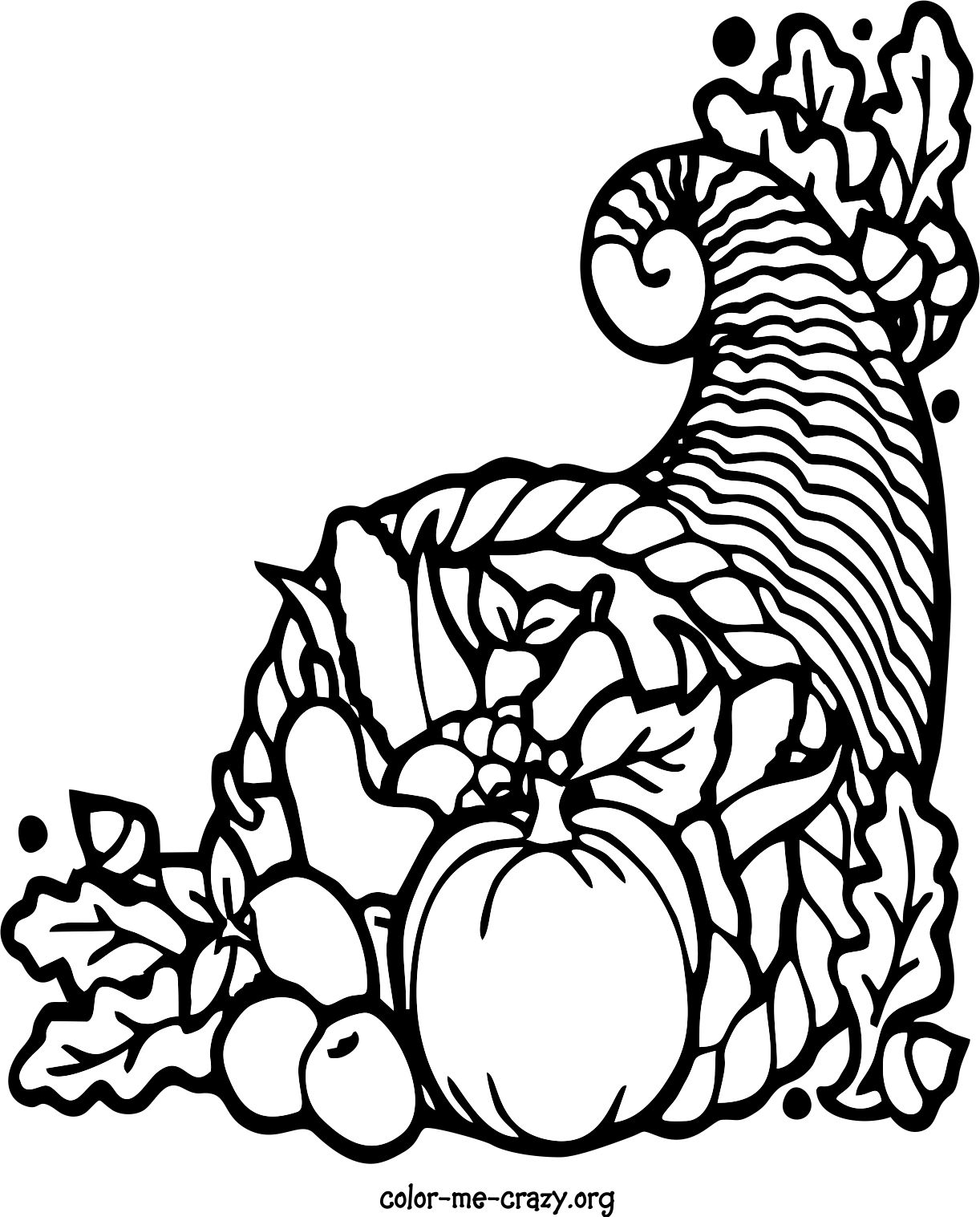thanksgiving coloring pages and themes - photo#28