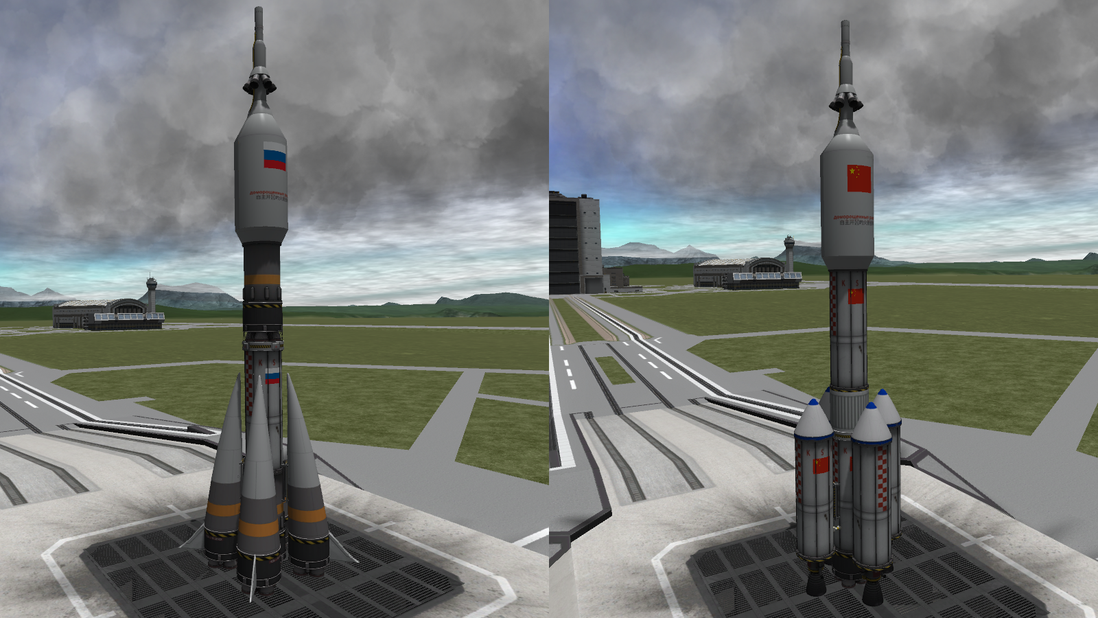 kerbal space program mods - HD 1600×900