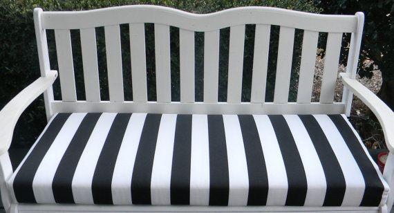 Indoor Outdoor Swing Bench Cushion
