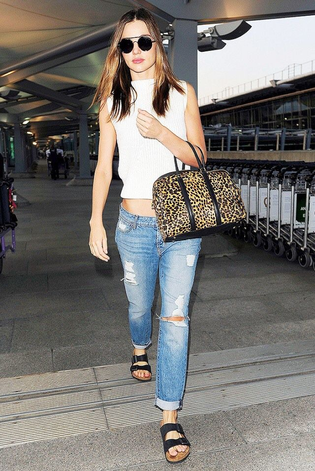 airport style.