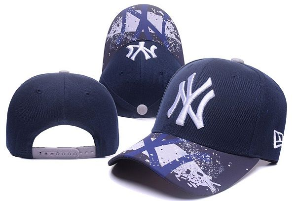 Hot snapbacks hat fashionable MLB New York Yankees adjustable sports cap  only  6 pc f9561374a02