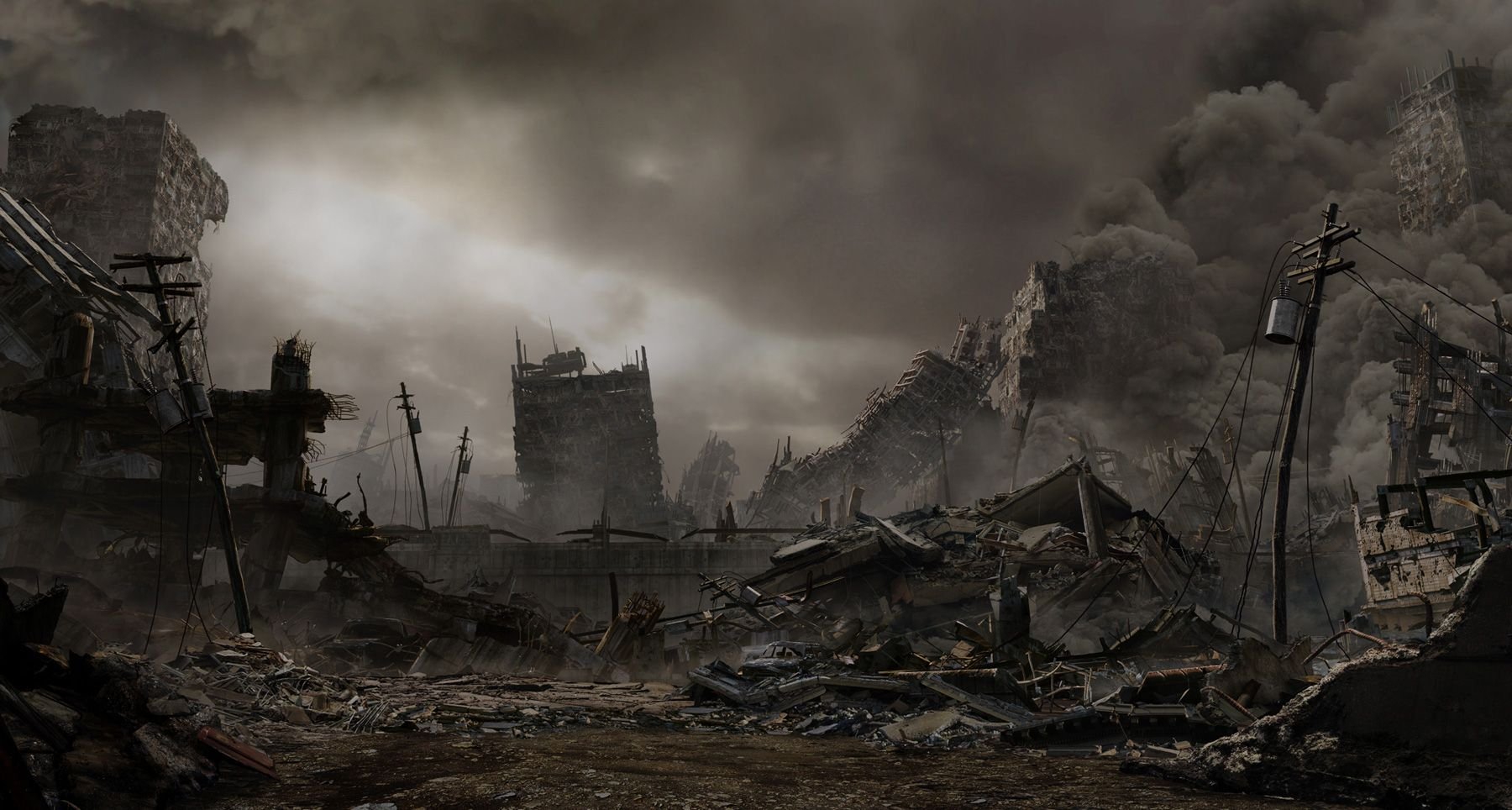 apocalyptic and post apocalyptic fiction essay The end is nigh, and filled with the usual mutants, biker gangs, and radioactive ruins the old world may have been wiped away in the ashes of nuclear fire, but the cliches of the genre endure.