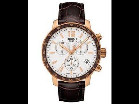 ساعات تيسوت Tissot Stylish Watches Men Watches For Men Brown Leather Strap Watch