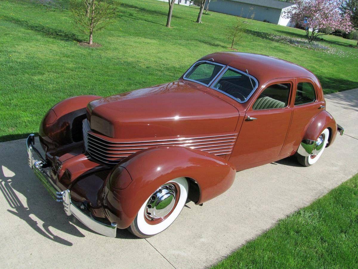 1937 Cord 812 Beverly Sedan - Image 1 of 50