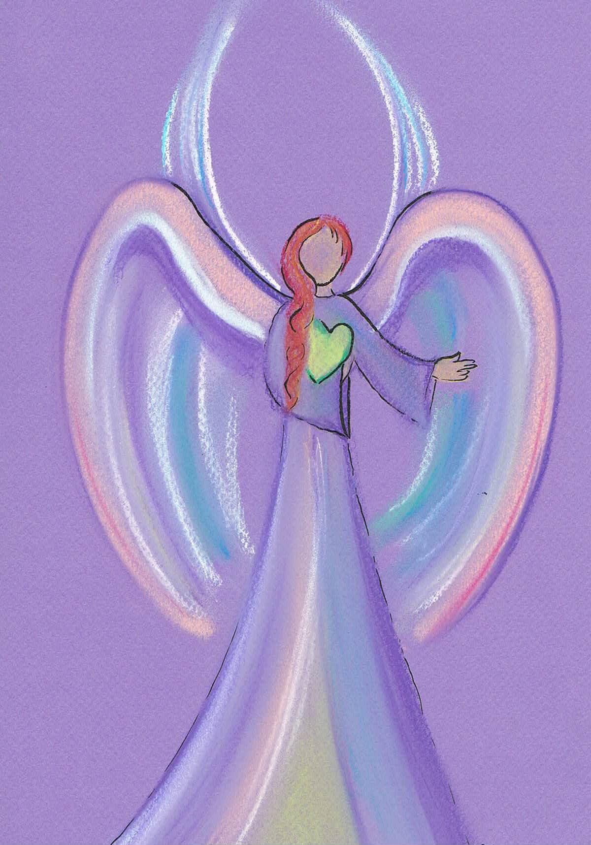 Vleugels Engel Kleurplaat Google Zoeken Angel In 2018