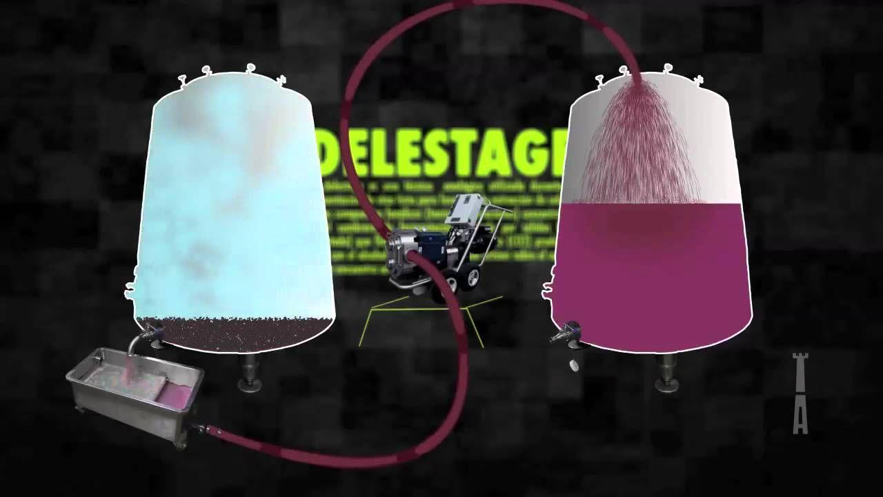 """#Delestage  o """"Rack And Return"""" (animación del proceso)   Técnicas y Elab..."""