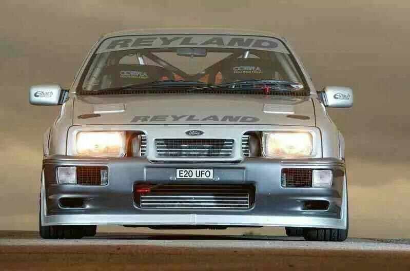 Ford Sierra Cosworth Ford Sierra Ford Classic Cars Ford Racing