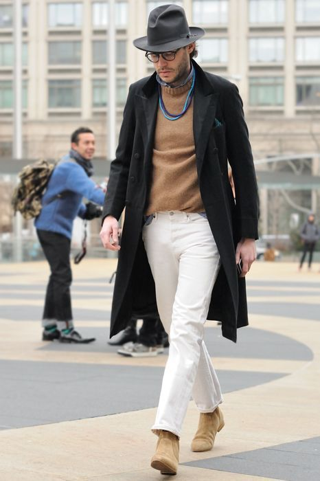 Pin By Lookastic On Men S Look Of The Day Tan Suede
