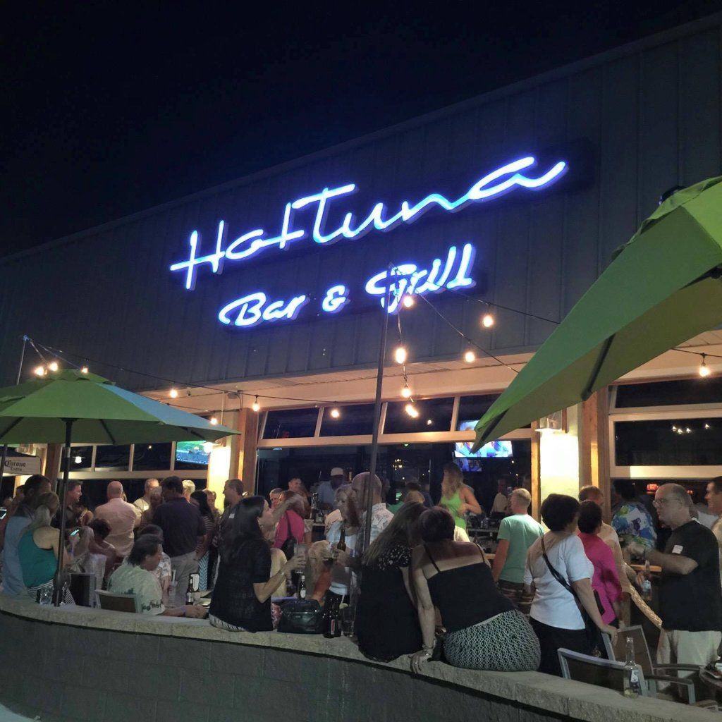 Hot Tuna Bar Grill Virginia Beach Menu Prices
