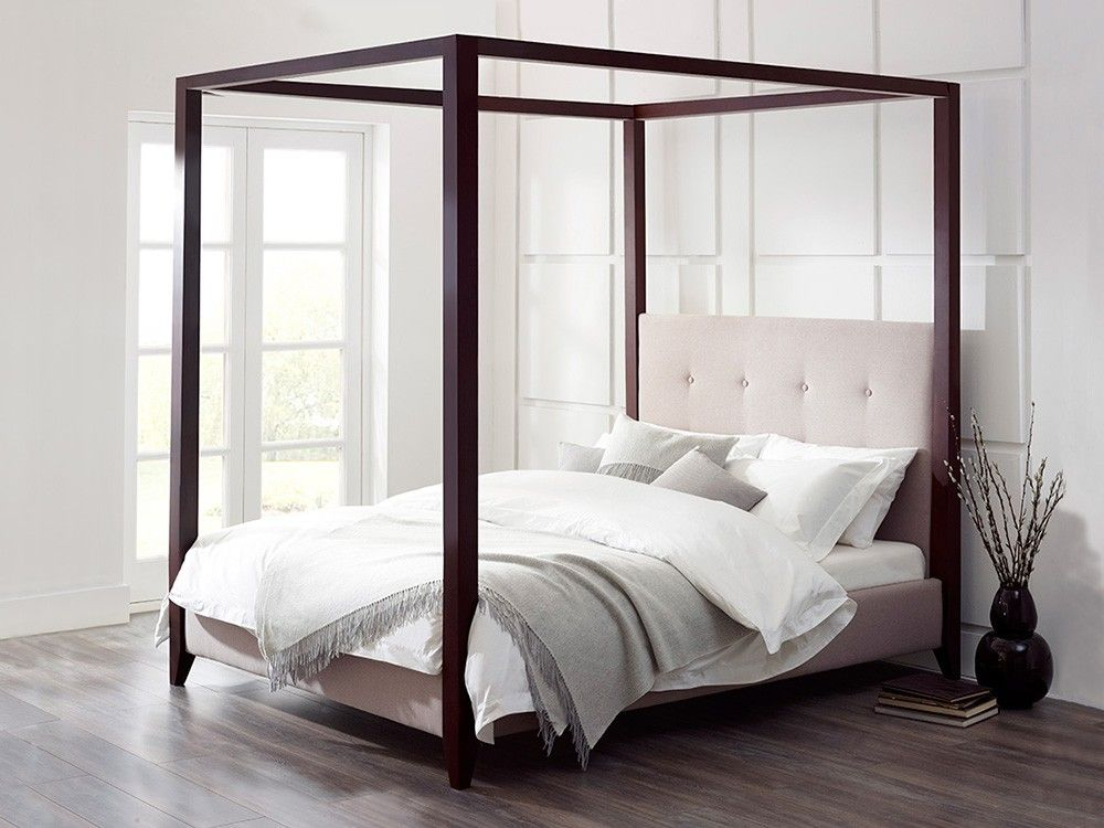 Best Four Poster Upholstered Bed Modern Bed Modern Bedroom 400 x 300