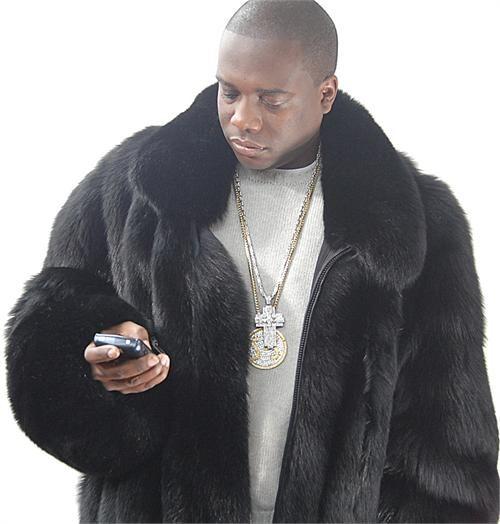 3812bb17a5f3 Black men fur