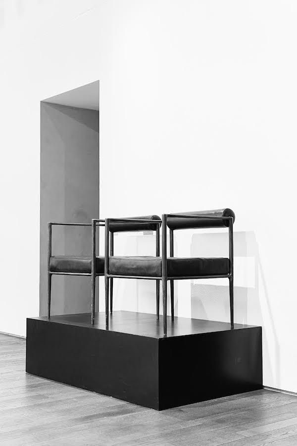 Rick Owens Furniture Line And Store Visit Lobbies Inspiration