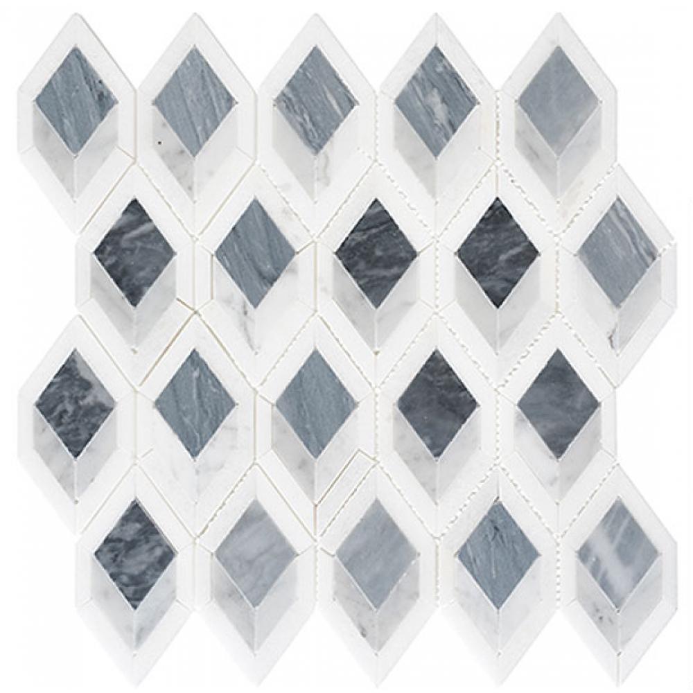 Stone Mosaic Tile Cobolt Avenue Product Id Glazzio Ceramic And