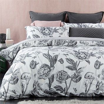 Shop Duvet Cover Sets That Add Warmth Colour To Any Bedroom