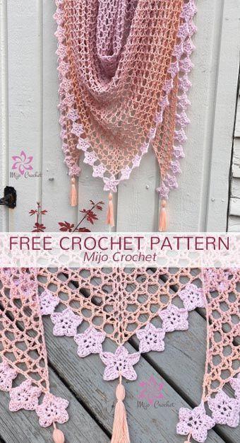 Kostenlose Häkelanleitungen #crochetpatterns