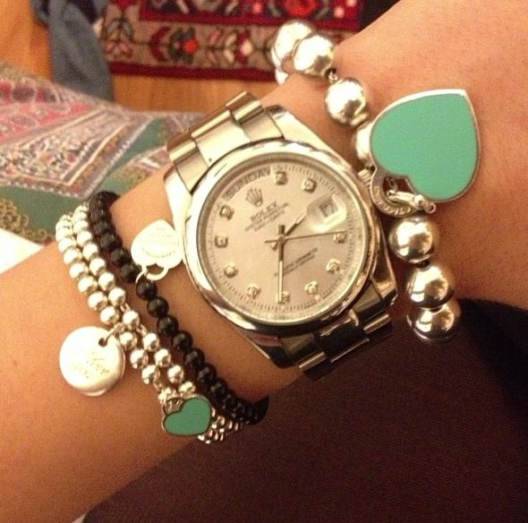Watches and bangles