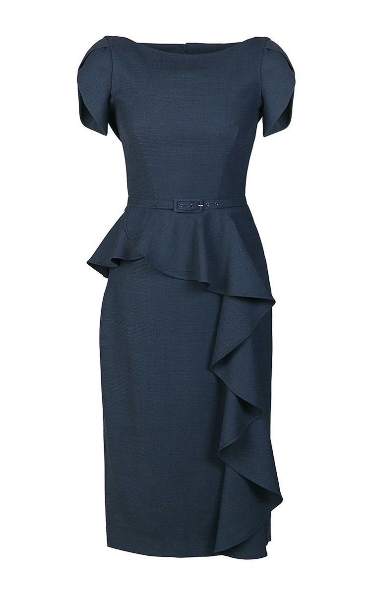 Dealer Dress by Lena Hoschek for Preorder on Moda Operandi