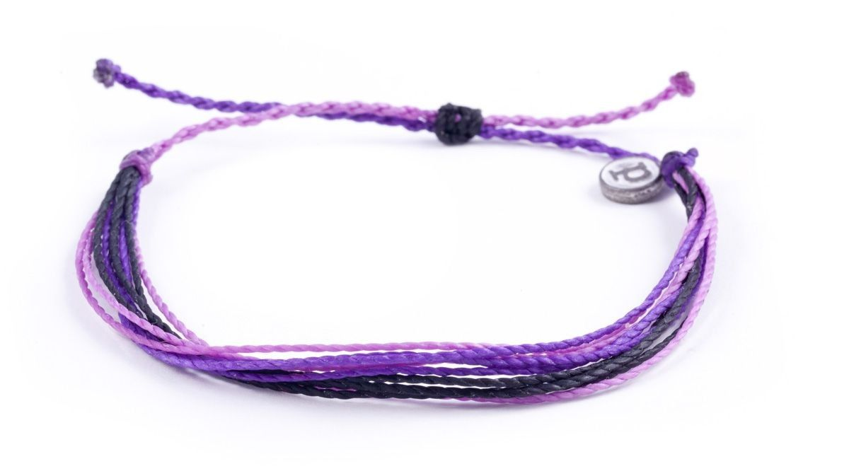 unity asp p cancer for each x bracelet breast charity awareness cord