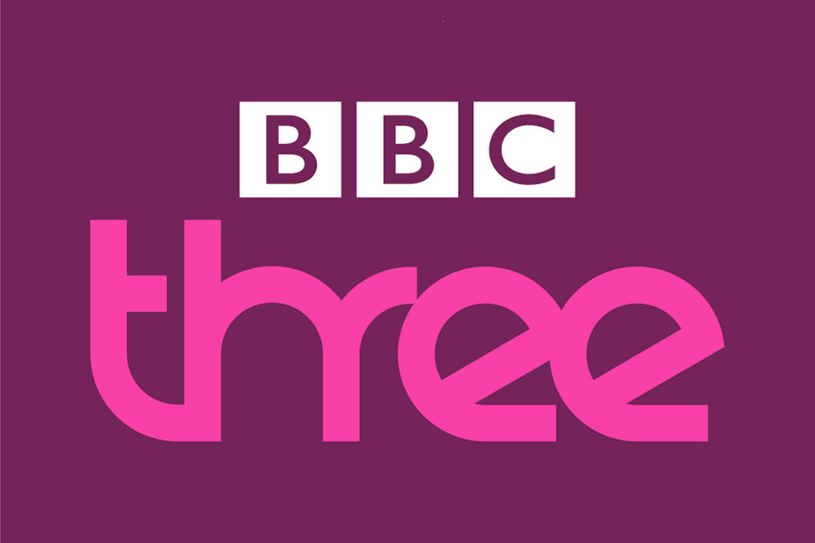 BBC Three HD TV Channel Bbc three, Tv channel logo