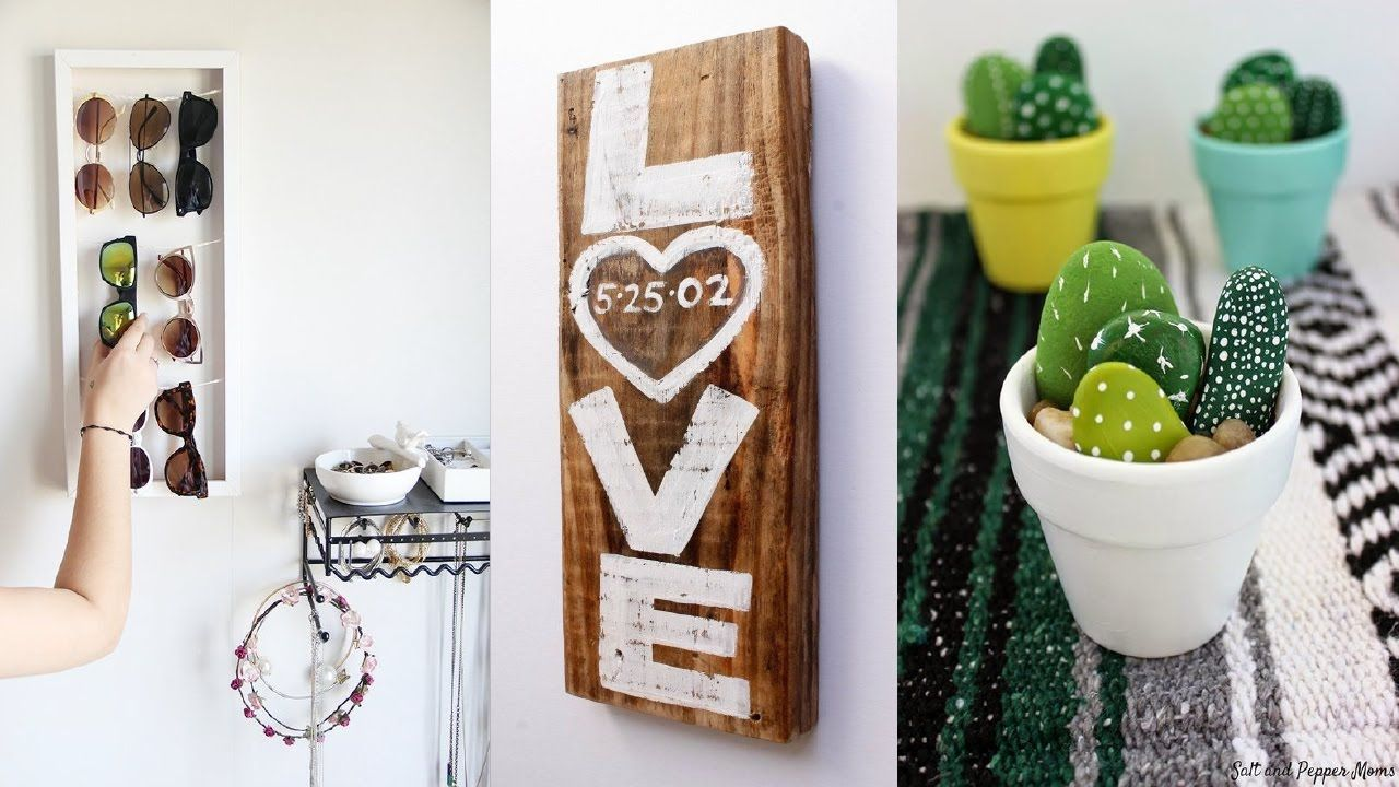 Diy Pinterest Easy Crafts Home Decor Hacks