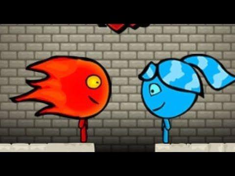 Juegos Del Agua Y El Fuego Para Niños Videos Para Niños Pequeños Gratis Niños Gif Juegos Juegos De Fuego