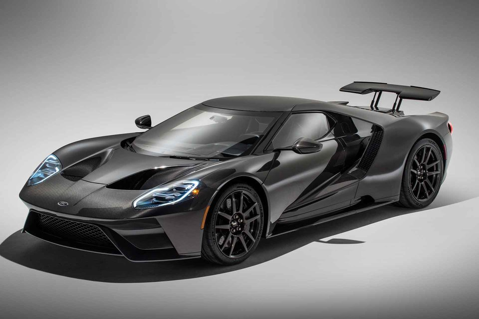 2020 Ford GT Liquid Carbon Coupe Ford gt, Super cars, Ford