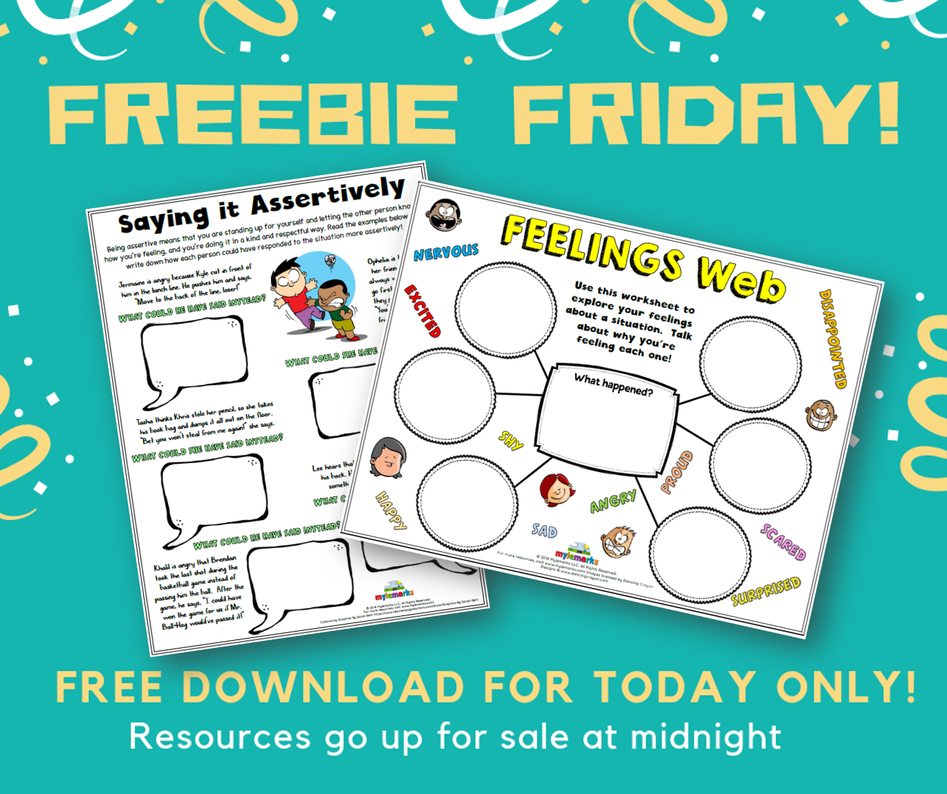 Freebie Friday Free Download For Today Only Share This
