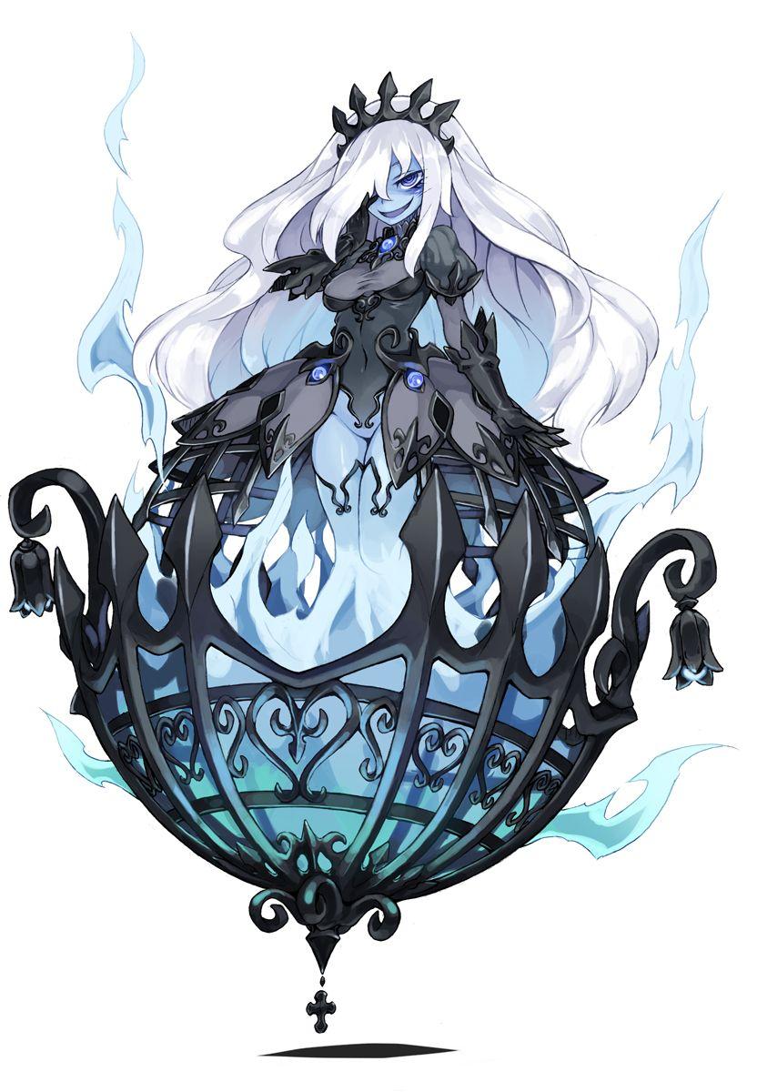 WillotheWisp Monster Girl Encyclopedia Monster