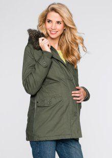 1d89c82d98f Мода для беременных  куртка с капюшоном