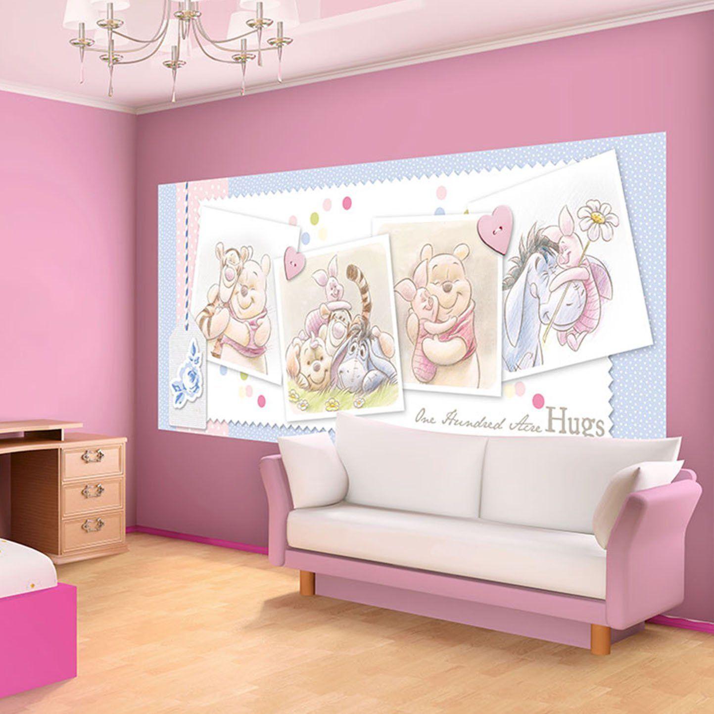 894aa4ff80c971393880b2327b1d864d - Winnie Pooh Tapete