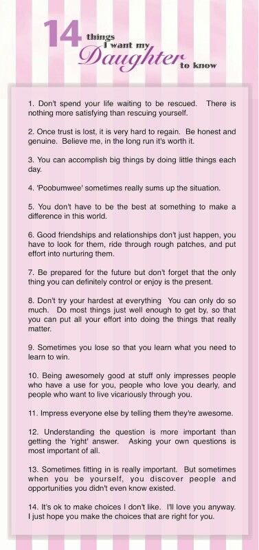 14 Things I Want My Daughter To Know But Most Of All I Will Always Love You I Always Have To My Daughter Daughter Quotes Mother Daughter Quotes