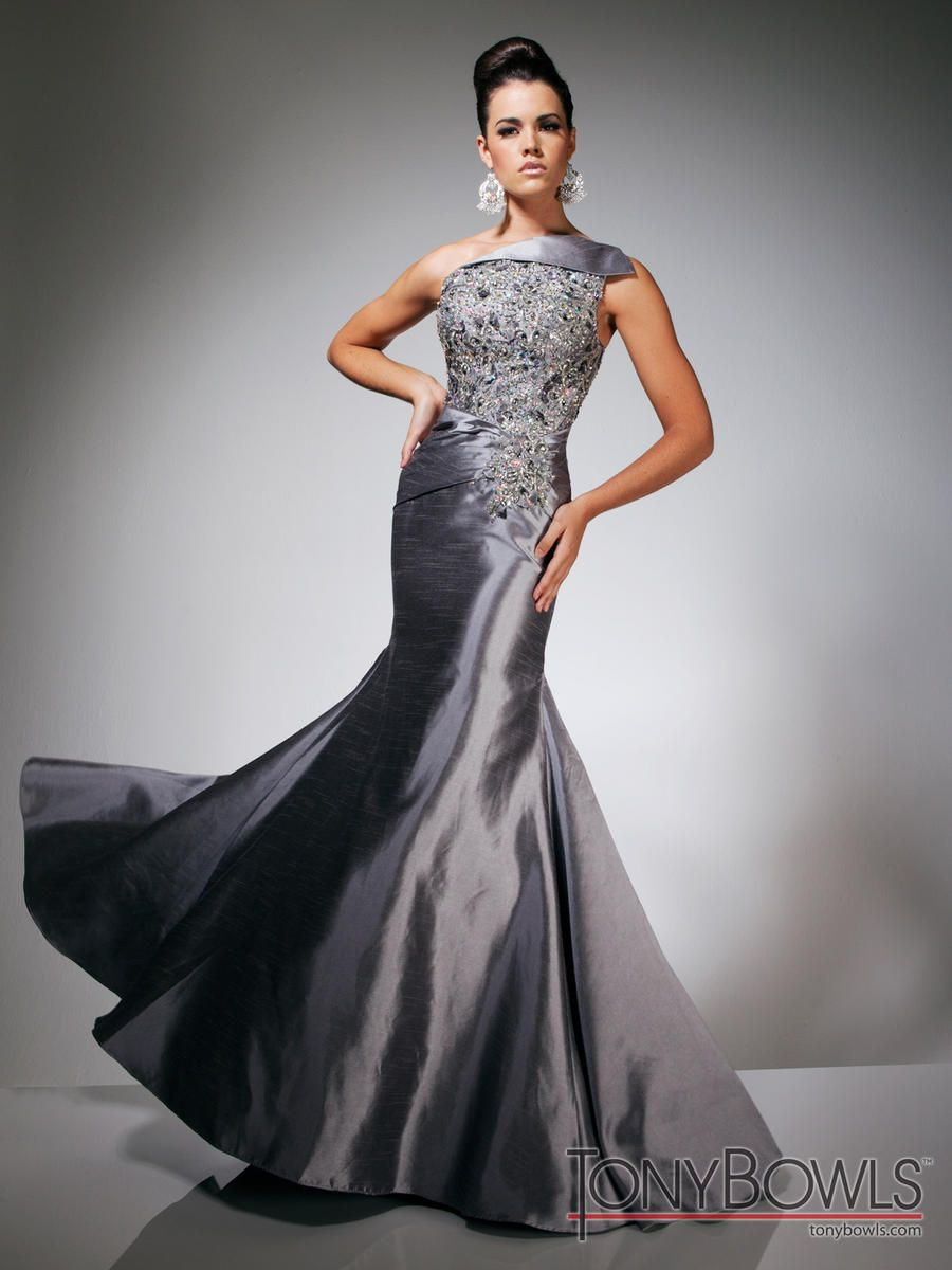 Tony Bowls Evening Dress TBE11311 | Terry Costa Dallas | Dresses A-Z ...