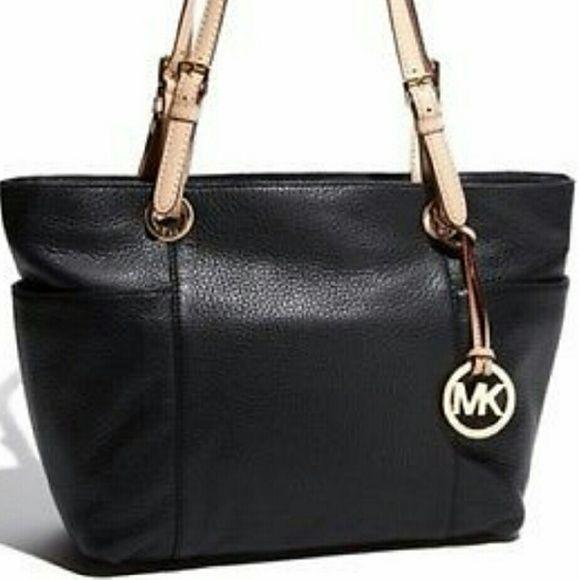 RESERVED BUNDLE for LIZ | Leather design, Michael kors black and ...