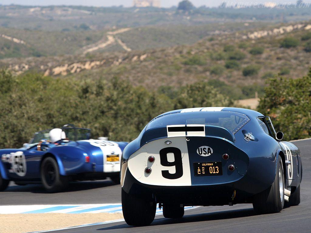 Shelby Cobra Daytona Coupe  AUTOMOTIVE  Pinterest  Us Cars and