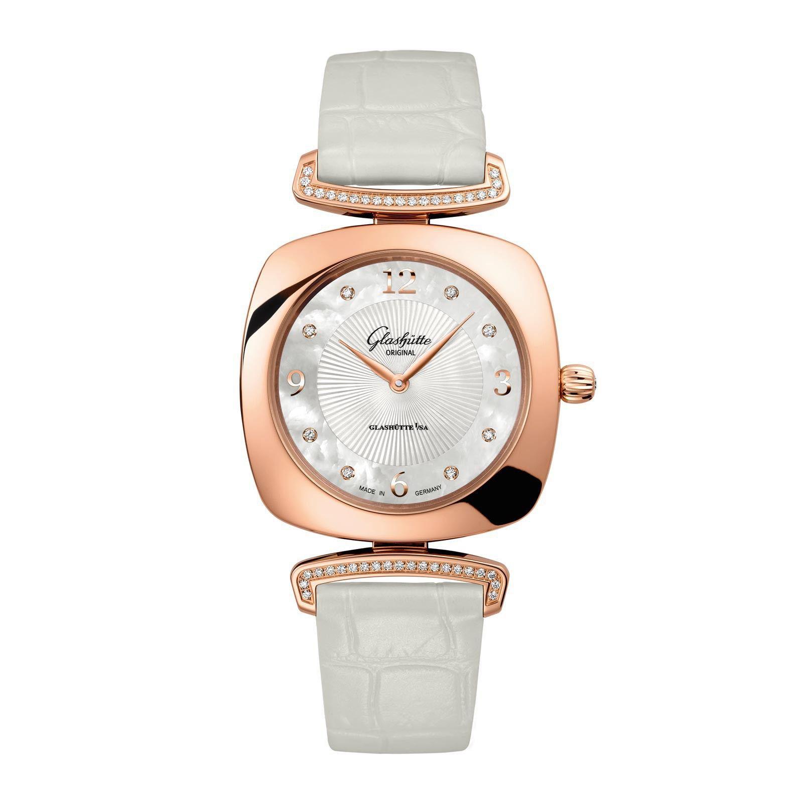 Glashütte Pavonina Watch