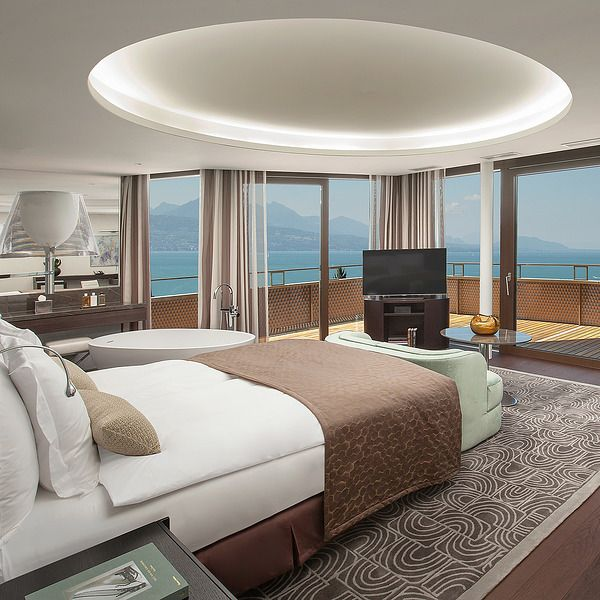Lausannes Hotel Royal Savoy Officially Re Opens With Interiors By MKV Design