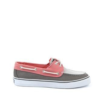 Gave Sperry Lage sneakers (Grijs) Lage sneakers van het merk Sperry voor Dames. Uitgevoerd in Grijs in Textiel.