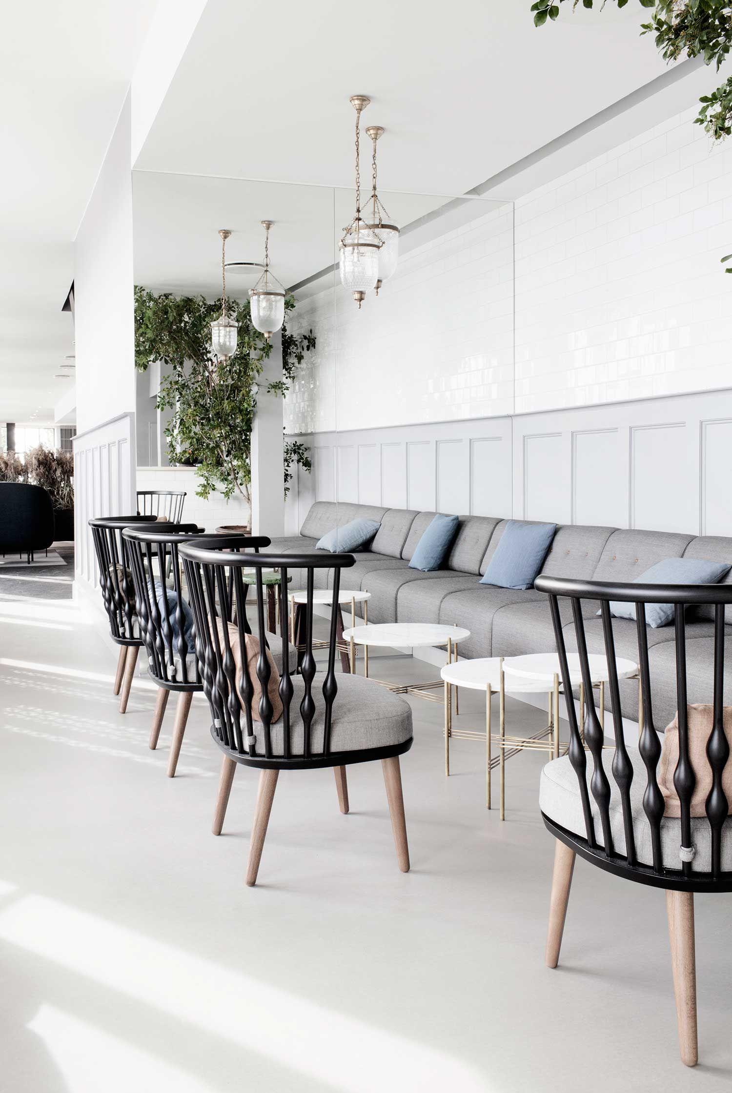 The Standard Copenhagen By Gamfratesi Yellowtrace Restaurant Decor Cafe Interior Interior Design